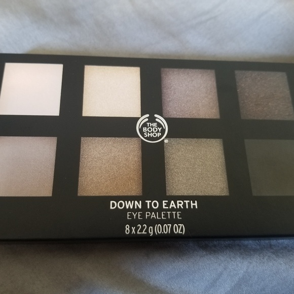 The Body Shop Other - Down to earth EYE SHADOW (vegan)